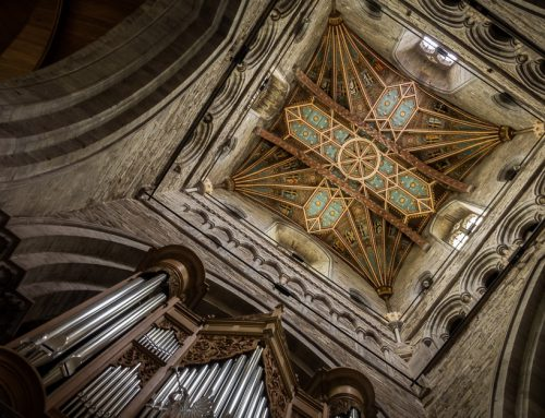 UK cathedral photography