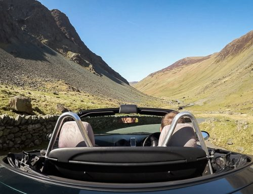 Fly, drive and walk the Lake District