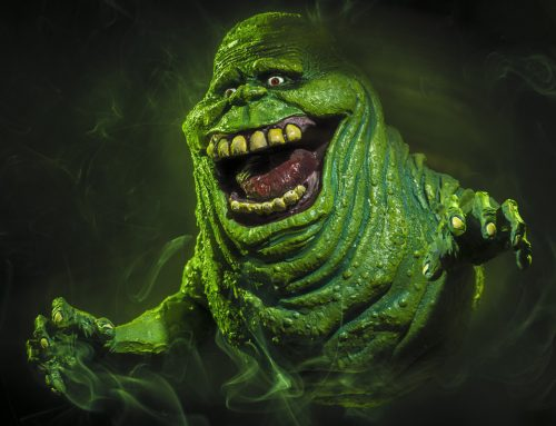 Lockdown photo shoot 4 – Ghostbusters: Slimer