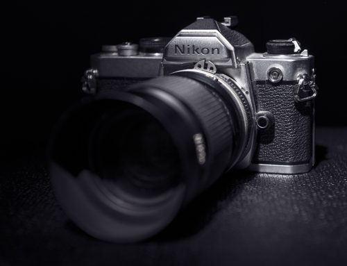 Lockdown photo shoot 2 – Nikon FM film camera