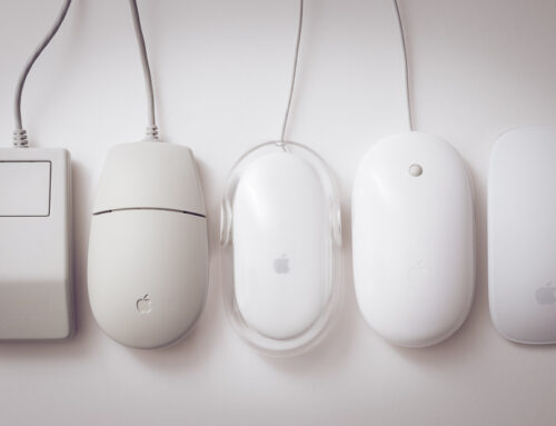 Apple Mac mice and the experience conundrum